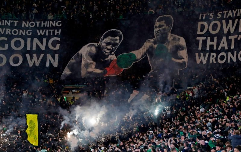 Celtic's Plea For Fans To Ditch The Pyro MUST Be Heeded To Prevent A Major Showdown.