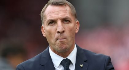 The Self Inhalor: Brendan Rodgers Latest Excuses Continue To Reveal His Rampant Narcissism.