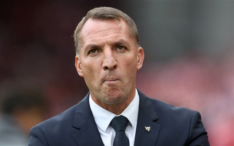 Image for Rodgers Can Lend Us Anyone He Likes, Most Celtic Fans Still Won't Forgive What He Did.