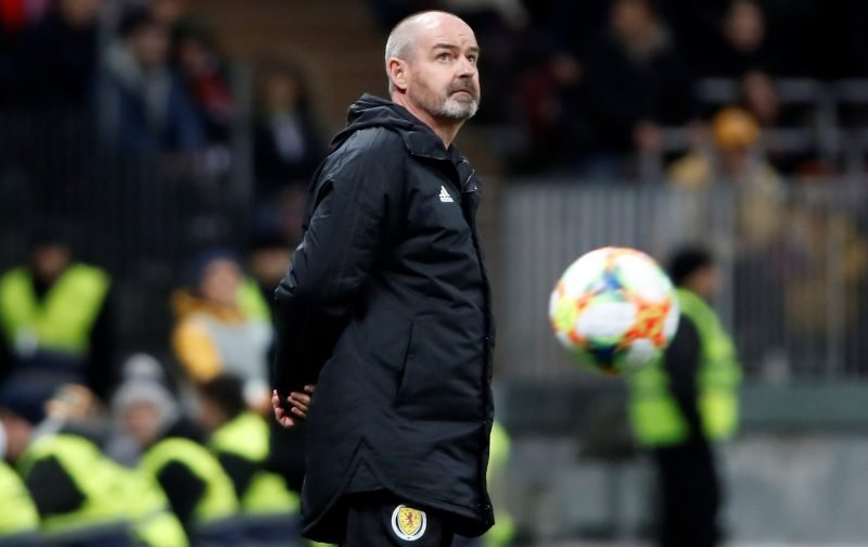 Steve Clarke Did Us A Favour Tonight, But Not The One We Needed.
