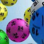 A lottery win