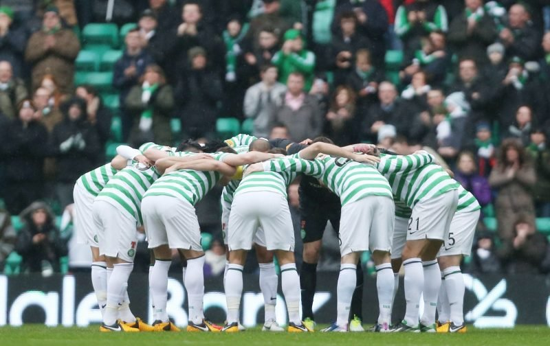 Be Afraid Sevco. Celtic's Injured Stars All Look Like They Could Make Sunday.