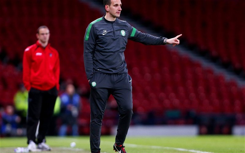 Image for Has Celtic's Bickering Backroom Team Finally Realised It's Stand Or Fall Together?