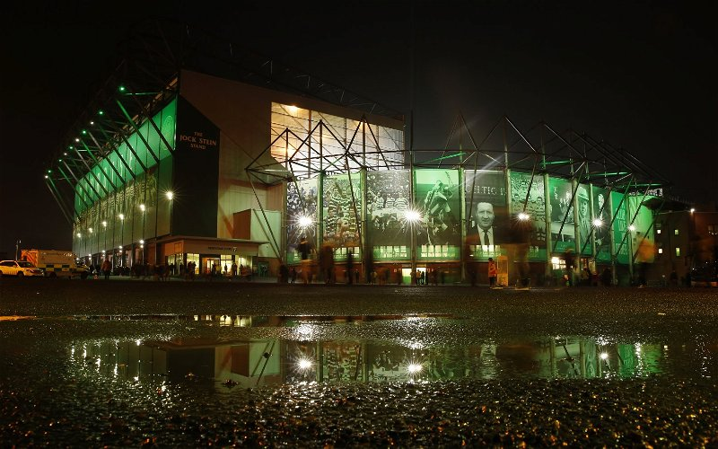 Image for Today's Celtic Is The Club Murray Dreamed Of Building. Not In Their Nightmares Did Their Fans Imagine This.