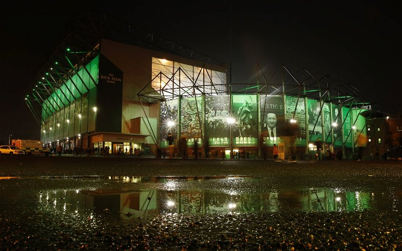 Image for Tonight There Are No Excuses For Anyone At Celtic Park.