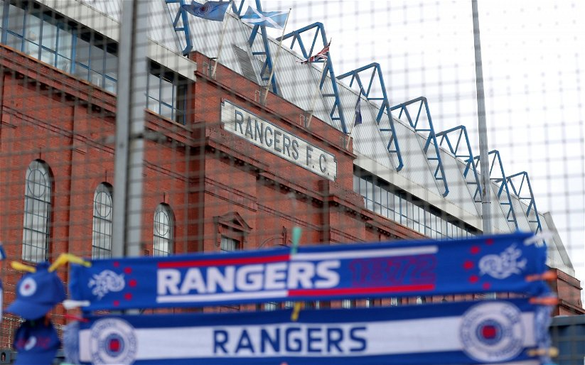 Image for Share And Share Alike: Ibrox's Fans Prepare To Hand Their Cash Over … To Who?