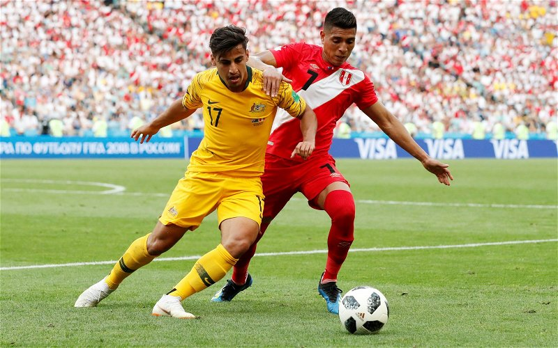 Image for Why The Hell Would Celtic Want To Extend The Loan Deal For Daniel Arzani?