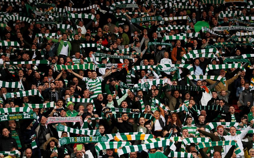 Image for Celtic Fans Must Get Off The Clubs Back Whilst Keeping Our Eyes On The Real Enemy