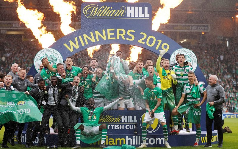 Image for Some Might Not Want To Acknowledge What Celtic Will Do On Sunday, But History Will.