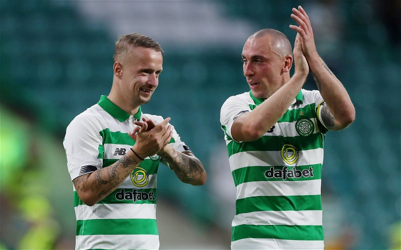 Image for Advantage Celtic. We Were Eyeball To Eyeball And The Other Club Just Blinked …