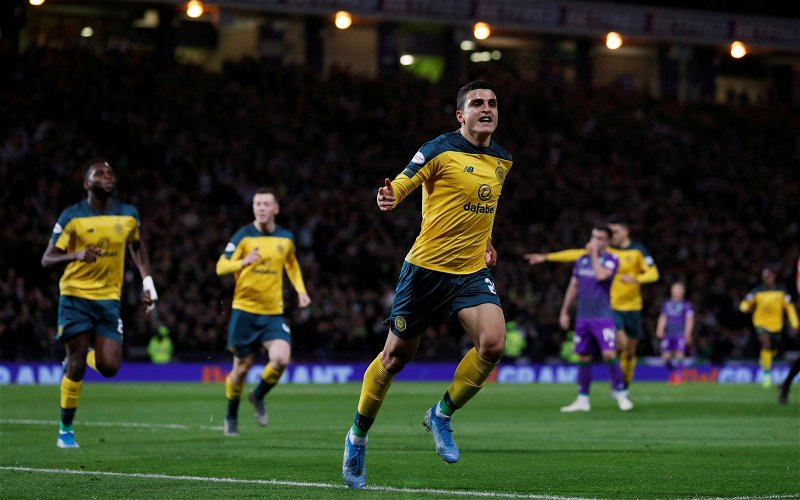 Image for If Elyounoussi Really Is Available For £10 Million Then Get Him Celtic, It's A Steal.