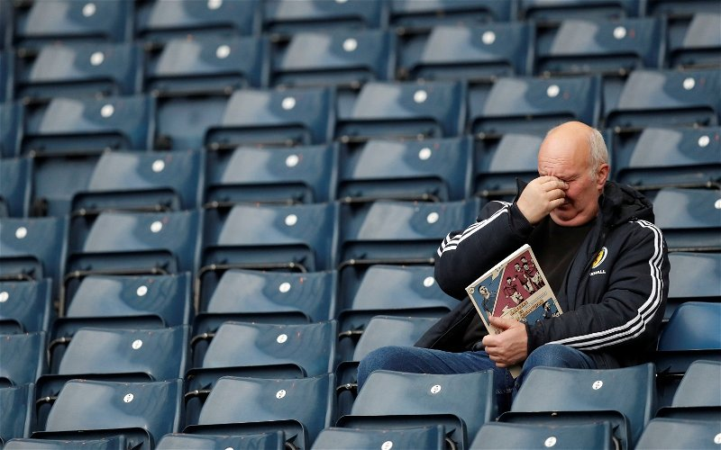 Image for How Scottish Football's Response To This Crisis Has Been Vindicated By Events Elsewhere.