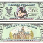 Some Disney dollars