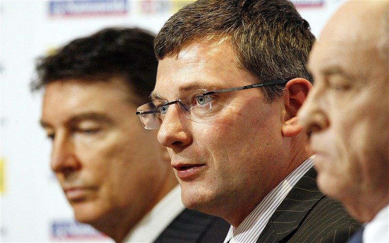 Image for Craig Levein Was The Architect Of Heart's Failure, And This Fool Should Leave Celtic Out Of It.