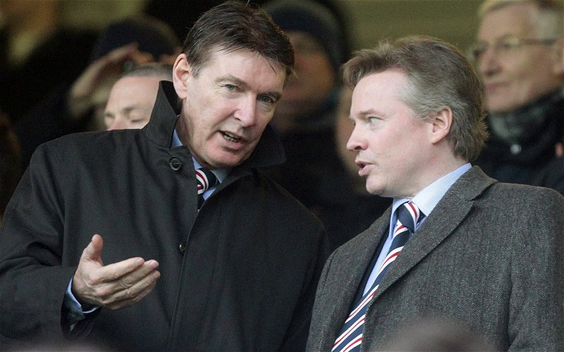 Image for Gordon Smith's Is A Conspiracy Theorist Who Worked For Craig Whyte. His Cup Final Comments Are Risible.