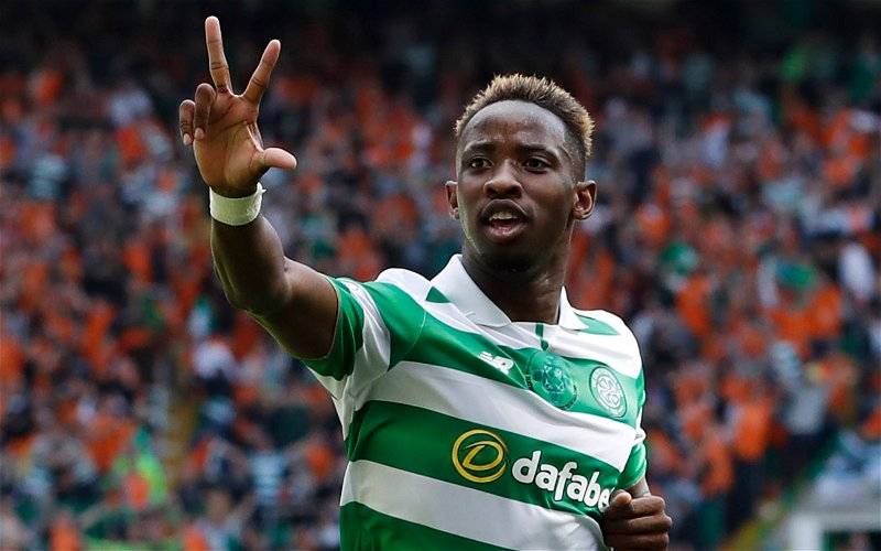 Image for If Dembele Leaves Lyon Our Cut From The Deal Will Be Massive, And Probably More Than Sevco Can Spend.