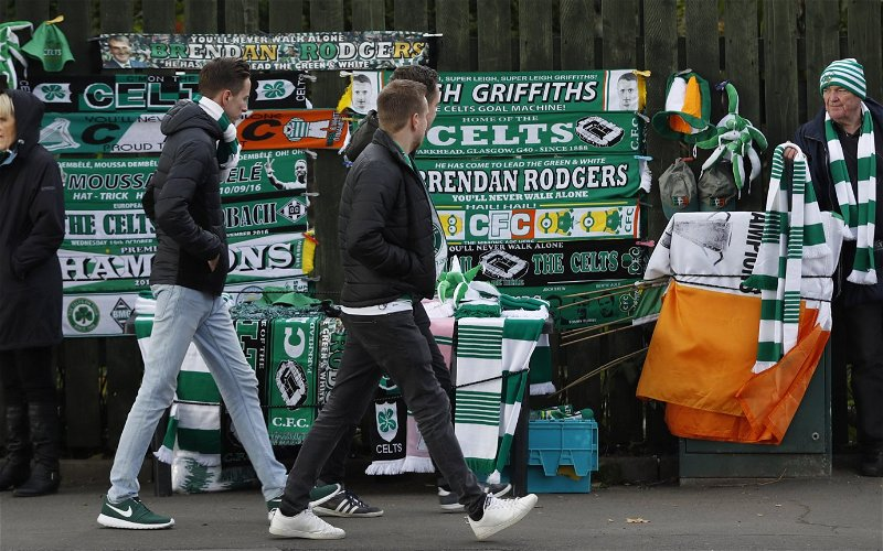 """Image for No Celtic Fan Should Even Be Contemplating """"Defending Parkhead"""" In A Fortnight."""