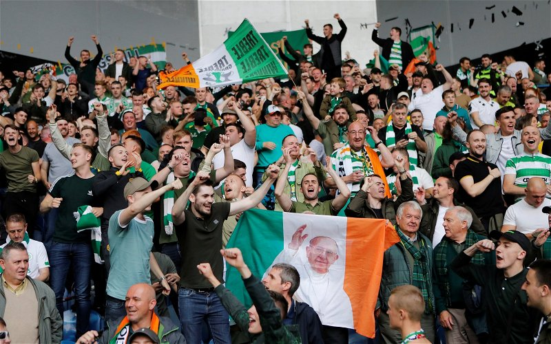 Image for The Celtic Fans Long Nightmare May Soon Be Over As Lockdown Starts To Lift.