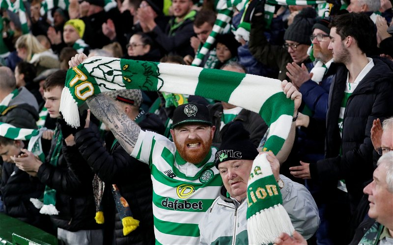 Image for As The Vaccine Is Rolled Out, Is The Celtic Board Suddenly Sweating The Return Of Fans?
