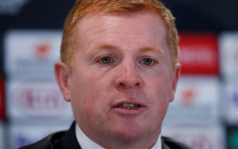 Image for When Asked About Transfers Today, Neil Lennon Showed His Class And Respect For Other Clubs.