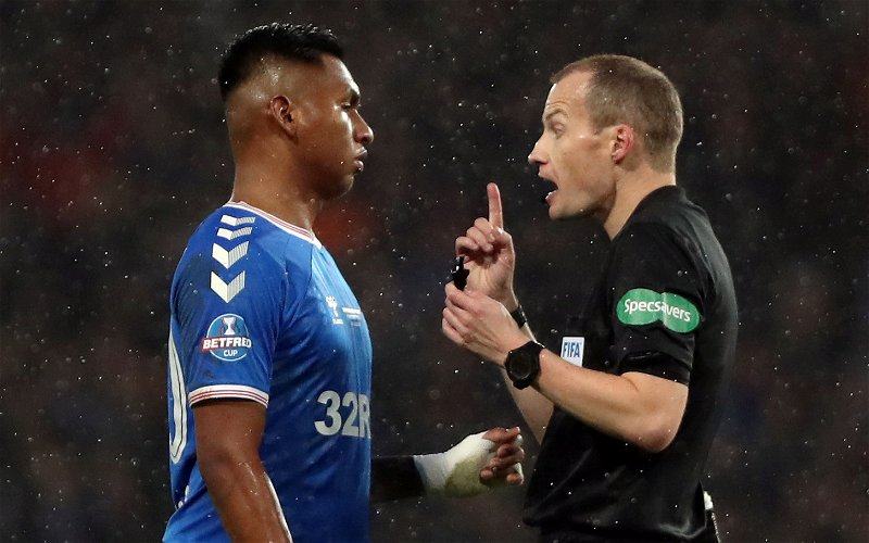 """Image for Charlie Nicholas' Piece On """"The Innocence Of Alfredo Morelos"""" Is So Bad It's Actually Hilarious."""