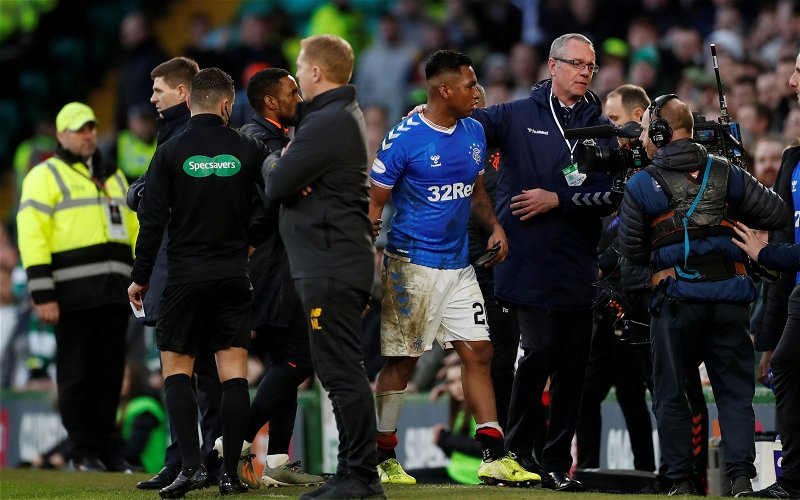 Image for The Unravelling Of The Morelos Myth Has Heaped Disgrace On The Media And The Sevco Support.