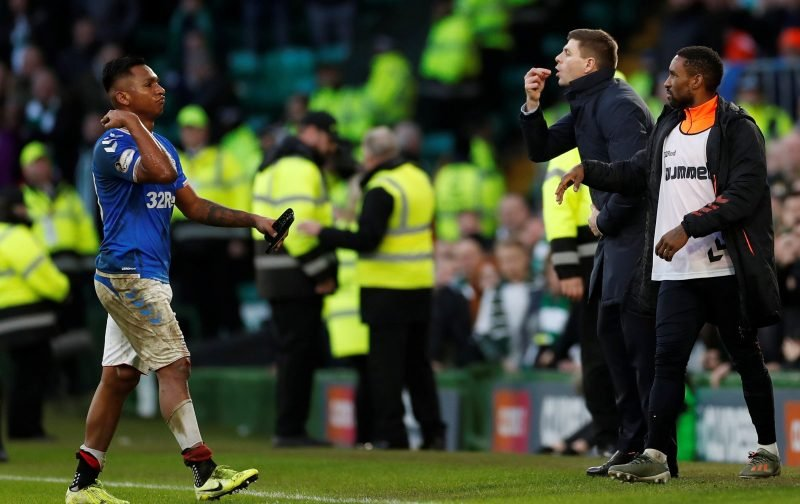 "Alfredo Morelos' Defenders, Come Forth And Tell Us ""He's Just An Excitable Boy …"""