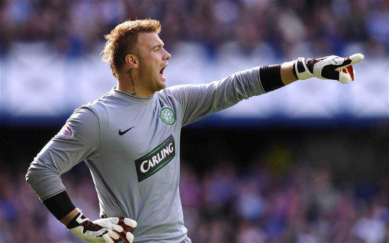 Image for As An Alternative To Fraser Forster, Artur Boruc Is An Option We Should Forget About.