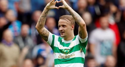 Charlie Nicholas' Latest Comments On Griffiths Are Beyond Parody And Beneath Contempt.