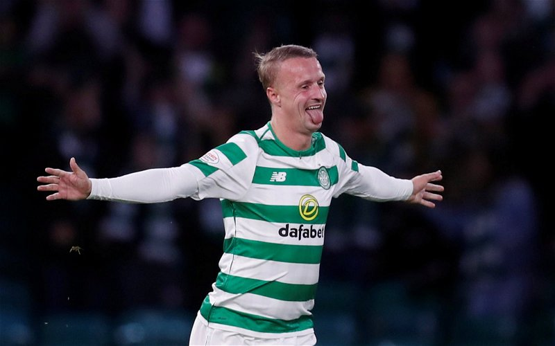 Image for Leigh Griffiths Comments Prove That Celtic Is Ready For Whatever Comes Next For Us.