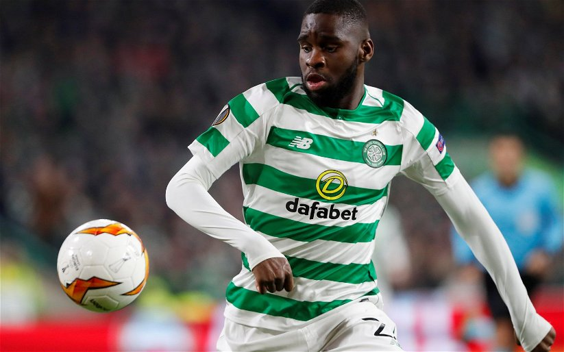 Image for It Is In Nobody's Interests For Odsonne Edouard To Stay At Celtic Any Longer.