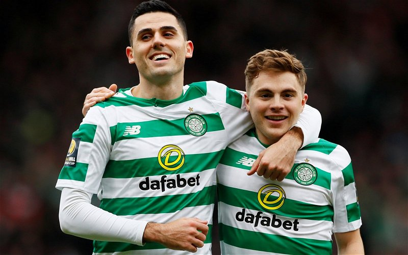 Image for Before This Month Is Over The Media Will Be Using Celtic's Strength As A Stick To Beat Us.
