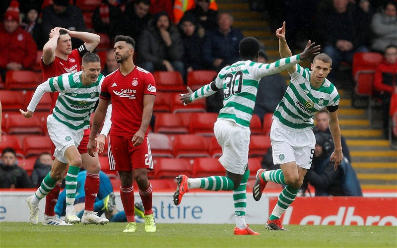 Image for Unless There's A Clear Risk To Safety, Celtic Should Not Allow Our Game With Aberdeen To Be Called Off.
