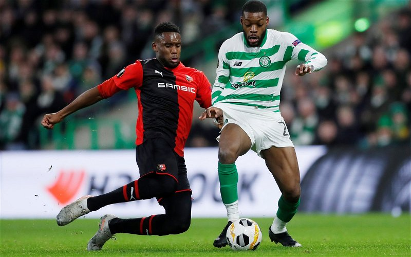 Image for It Is Inconceivable That Celtic Would Sell Olivier Ntcham In This Transfer Window.