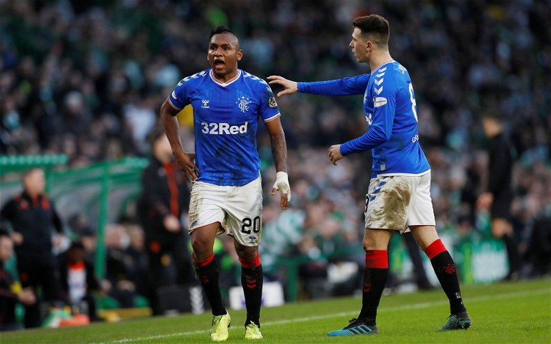 Image for The SFA's Stance On The Morelos Gesture Is Farcical, Shameful And Dangerous.