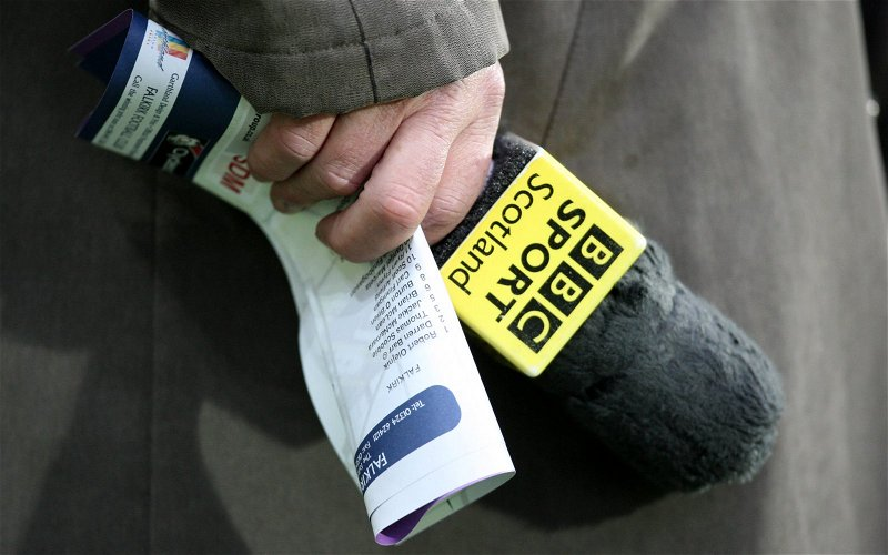 Image for As BBC Scotland Questions Celtic's Financial Health, Sevco Gets Its Usual Free Ride.