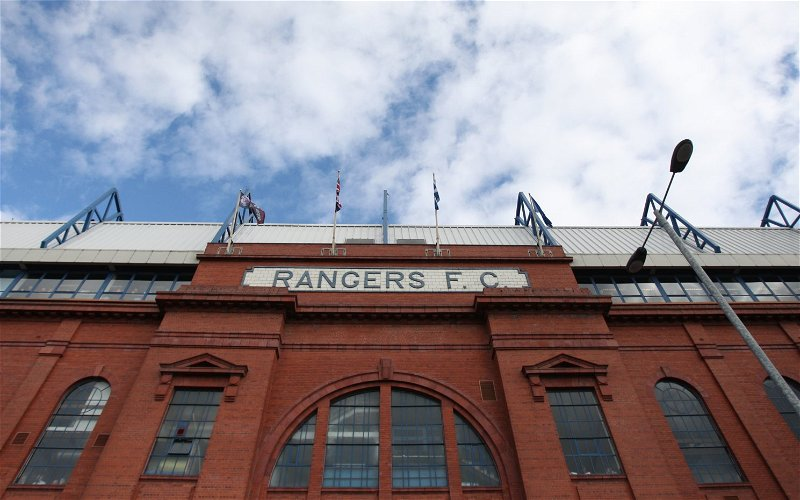 Image for Clyde's Discussion On Sevco's Testing Failure Was Another Example Of Media Weakness In The Face Of Ibrox.