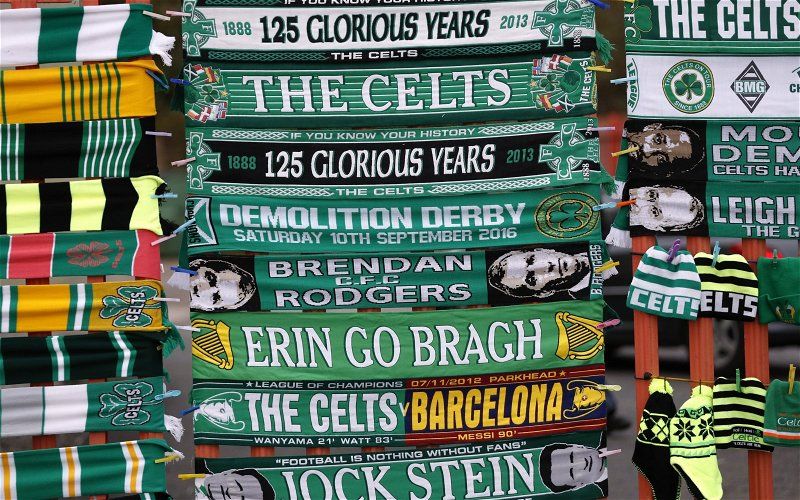 Image for Celtic's Latest Target Can Sign And Play Champions League Football For Us Next Week.