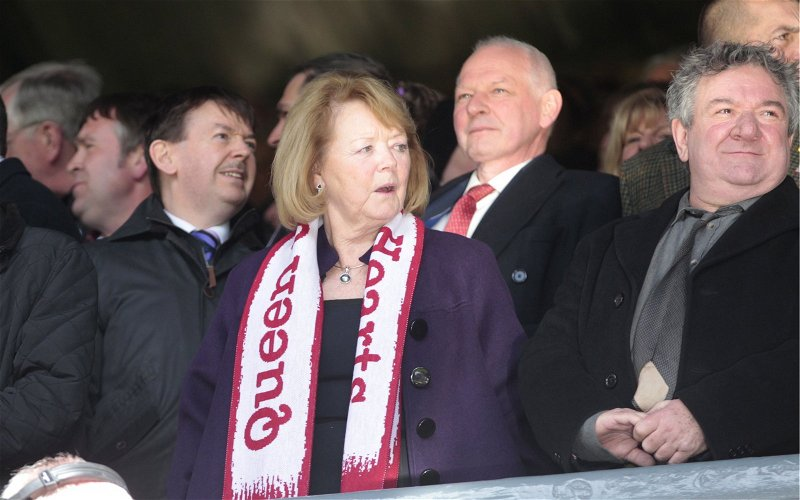 Image for Sevco's Reconstruction Hopes Hang By A Thread. So Does The Fate Of Their Ally Ann Budge.