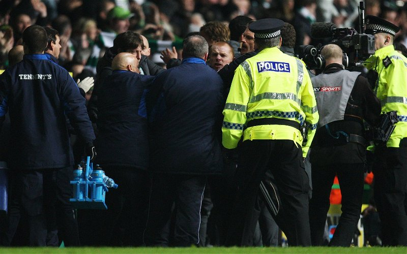 Image for Lennon's Verbal Slap At McCoist Last Night Was Just Perfect. The Celtic Boss Has Won His War.