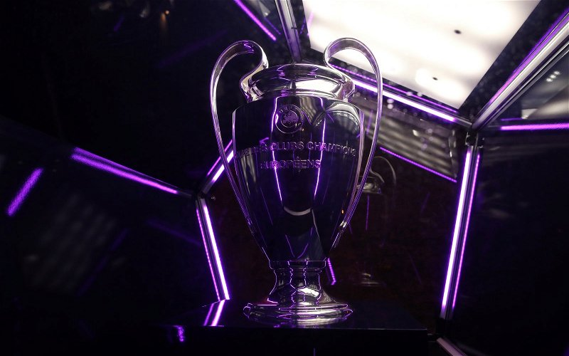 Image for The Champions League Changes Are Awful. Celtic Should Not Be Supporting Them.