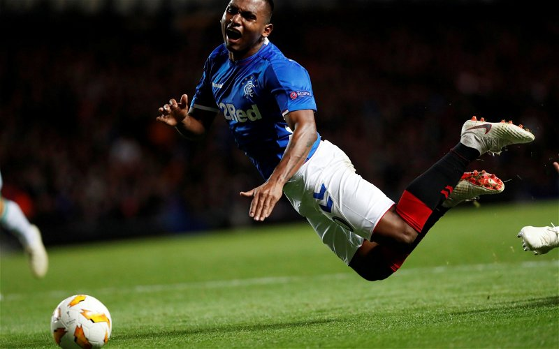 Image for The Media Celebrates Morelos The Thug As They Can No Longer Celebrate The Footballer.
