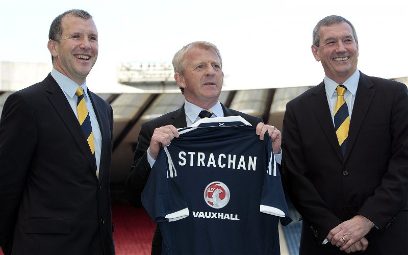 Image for Regardless Of The Role, Gordon Strachan Should Not Be Near Any Job At Celtic Park.