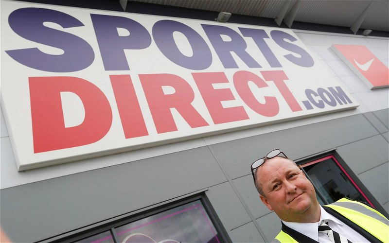 """Image for Spoon Fed Scottish Hack Laughably Describes Sports Direct's Sevco Shirt Claim As """"Bizarre""""."""