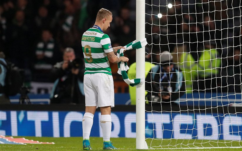 Image for Could Leigh Griffiths Conjure Up One Last Hurrah For The Celtic Fans Tomorrow?