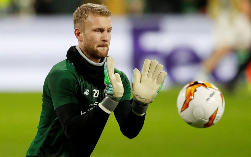 Image for Scott Brown Is Right To Talk Up Scott Bain, Even As The Hunt Goes On For Celtic's Number One.