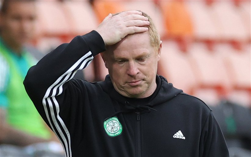 Image for Lennon Is Trying To Re-Resurrect His Failing Career By Attacking Celtic Supporters.