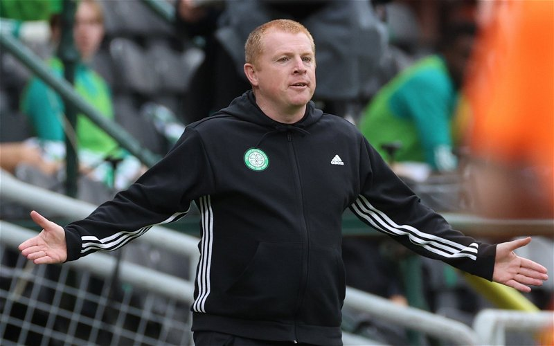 Image for If Alan Hutton Wants To Call Neil Lennon A Liar He Should Have The Guts Just To Say It.