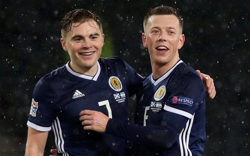 Image for So Far So Good On The Injury Front As Celtic's Internationals Come Through.