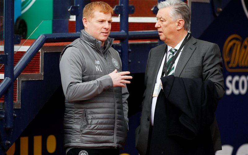 Image for The Manager's Slavish Praise Of Celtic's Directors Was Nauseating And Self-Defeating.